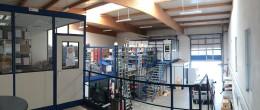Gewerbehalle 400m² mit Bürotrakt 400 m² (Fläche teilbar!) im Industriegebiet Plattling